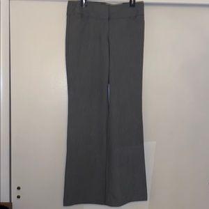 Express grey dress pants.
